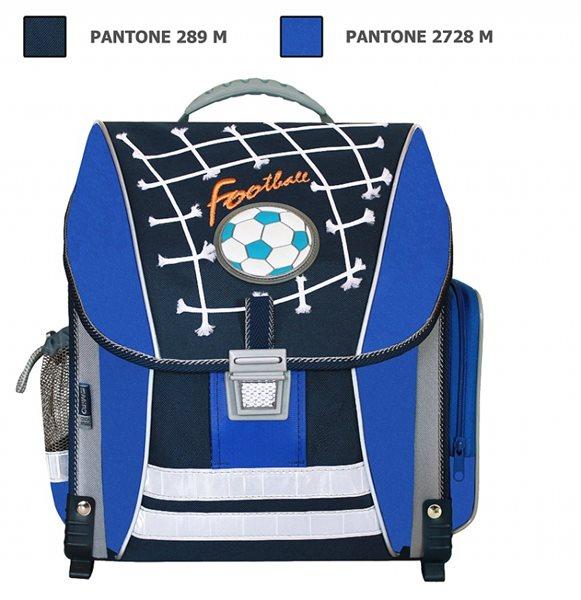 Školní batoh - Football - 31 x 19 x 37 cm