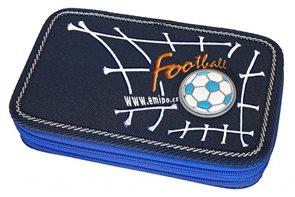 Penál dvoupatrový - Football