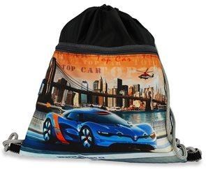 Sáček na cvičky - Top Car