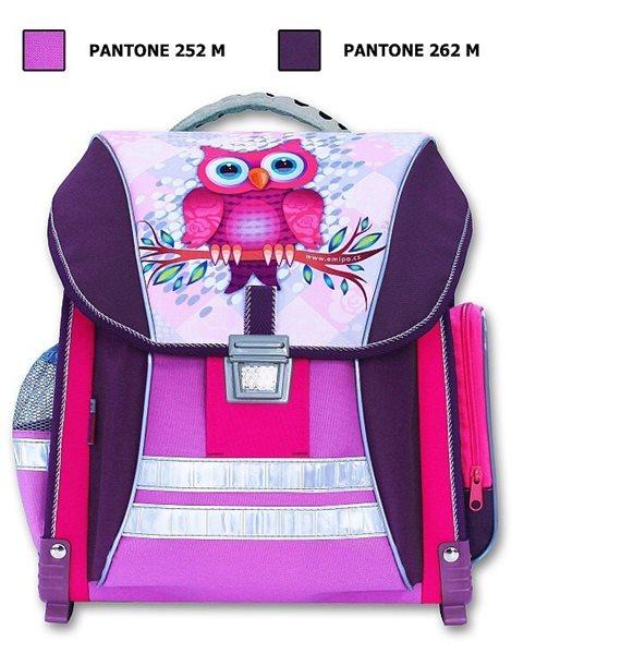 Školní batoh - Sova, Sleva 12%