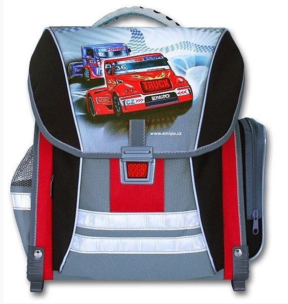 Školní batoh - Truck