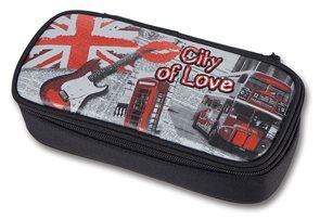 Studentský penál - City of Love