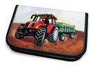 Školní penál Emipo - Traktor - jednopatrový, 1 klopa