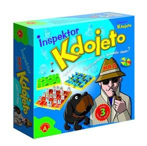 Inspektor Kdojeto - zábavná detektivní hra od 5 let
