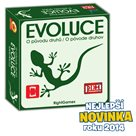 Evoluce - O původu druhů, společenská hra Změň se, nebo tě sežerou !
