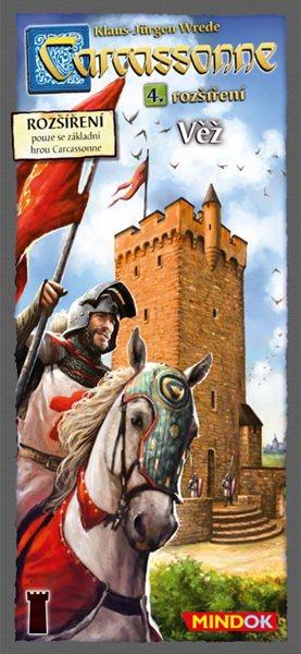 Carcassonne - Věž (4. rozšíření) - Klaus-Jürgen Wrede