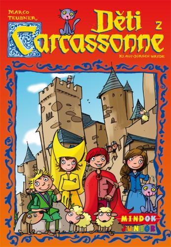 Děti z Carcassonne - Marco Teubner