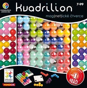 Kvadrilion  Mag(net)ické čtverce - SMART hra, nové vydání