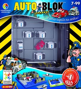 SMART hra - Auto Blok