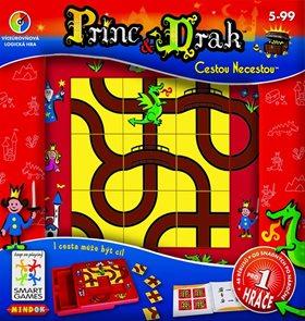 Princ a drak - SMART hra