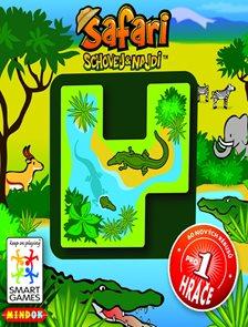 Safari: Schovej a najdi - rozšíření - SMART hra