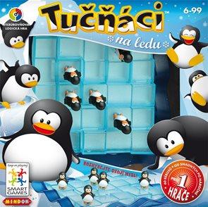 Tučňáci na ledu - hra SMART