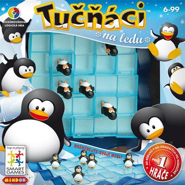 Tučňáci na ledu - hra SMART, Sleva 17%