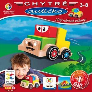 Chytré autíčko - SMART hra