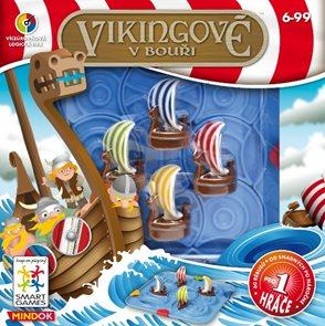 Vikingové v bouři - SMART logická hra