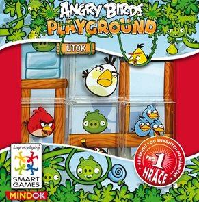SMART - Angry Birds - Playground - Útok - logická hra