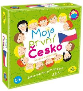 Moje první Česko - kvízová hra