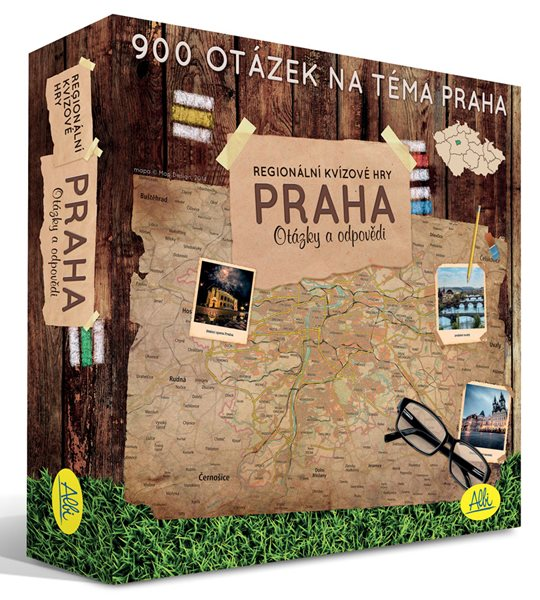 Praha - regionální kvízová hra - otázky a odpovědi - Albi