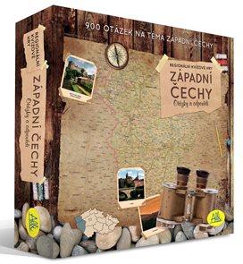 Západní Čechy - regionální kvízová hra - otázky a odpovědi