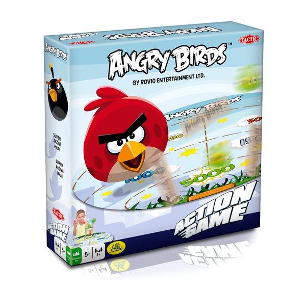 Angry Birds - stolní hra