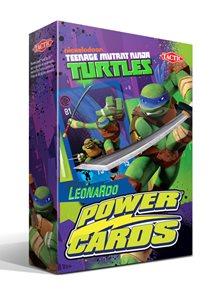 Želvy Ninja Leonardo - karetní ninja bitva