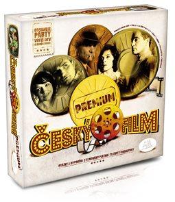 Český film - Premium ( obsahuje PÁRTY verzi hry s modelínou)