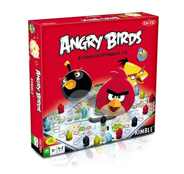 Angry Birds - Člověče, nezlob se !