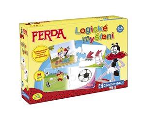 Učíme se s Ferdou - Logické myšlení