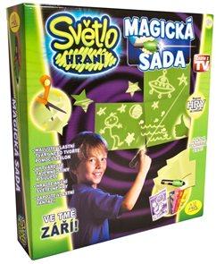 Světlohraní - Magická sada, věk 6+