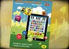 Dětský tablet dvojjazyčný