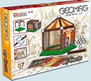 Geomag Mini Castle 87