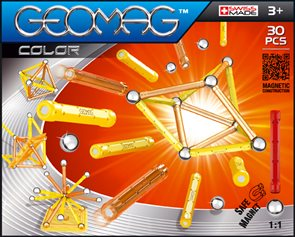 Stavebnice GEOMAG - Color 30ks, 3+
