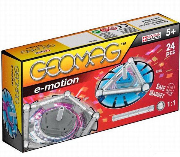 Geomag E-motion Power spin 24 ks
