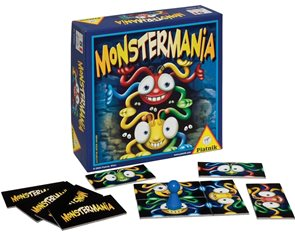 Hra Monstermania