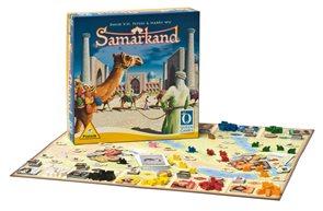 Samarkand - společenská hra