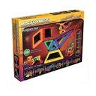 Magformers Designer 62 dílků ( 22 čtverců, 20 trojúhelníků, 14 vys. trojúhelníků, 4 kosočtverce, 2 l