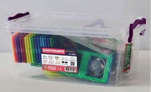 Universal box - Magformers- magnetická stavebnice