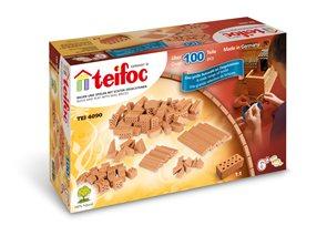 Stavebnice Teifoc 4090 Cihličky