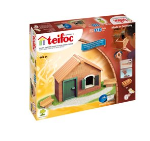 Stavebnice Teifoc 51 Domek Daniel