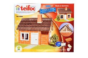 Stavebnice Teifoc 4300 Domek Carlos