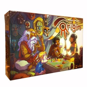 Origin: Počátek lidstva - společenská rodinná hra