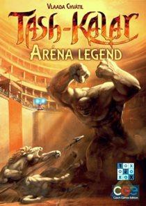 Tash-kalar: Aréna legend - bojová hra