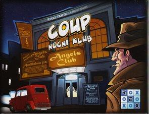 Coup: Noční klub - karetní hra