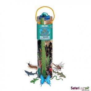 Mega tuba - Hmyz, plazi a mořští živočichové - Safari Ltd.