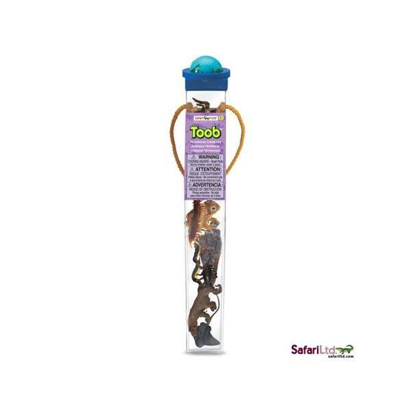 Tuba - Jedovatá zvířata - Safari Ltd.