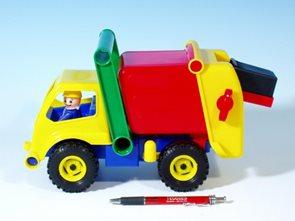 Auto popeláři aktivní plastové 29 cm