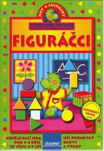 Figuráčci - učí poznávat barvy a tvary