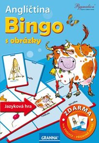 Bingo s obrázky - angličtina