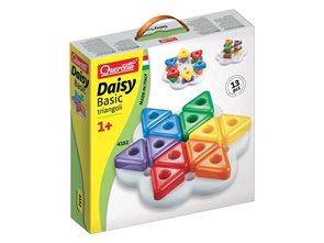 Quercetti stavebnice Daisy Basic Triangoli
