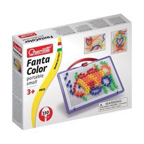 Mozaika Fantacolor Portable průměr 10 mm, 150 ks, věk 3+